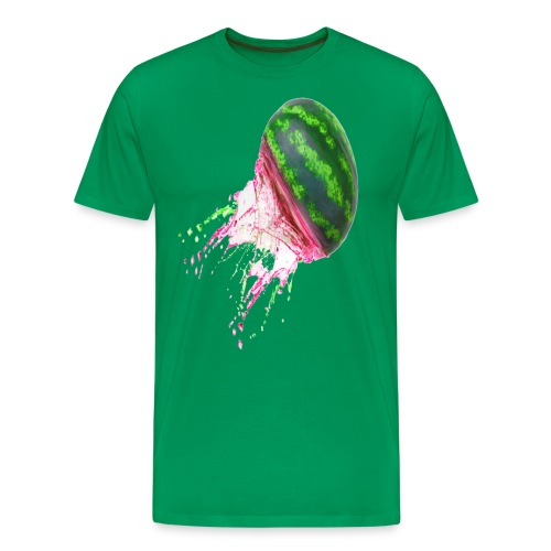 watermelon Splash!!! - Men's Premium T-Shirt