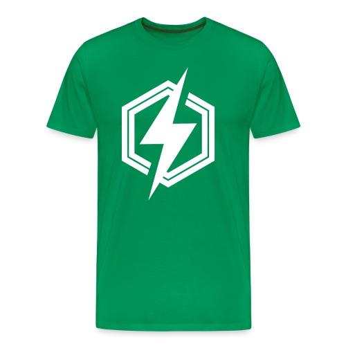 logoblanc - Men's Premium T-Shirt