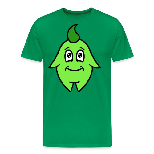 Greenie - Men's Premium T-Shirt