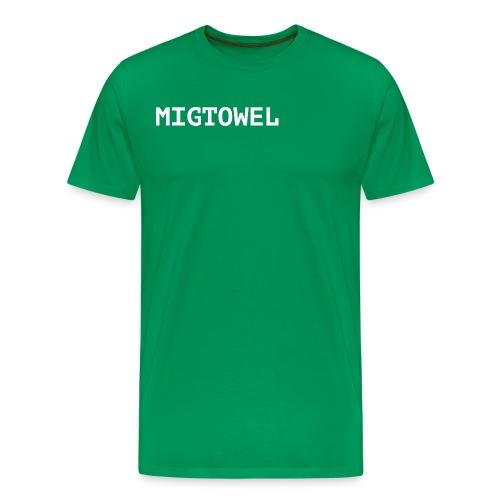 Mig Towel, Brother! Mig Towel! - Men's Premium T-Shirt