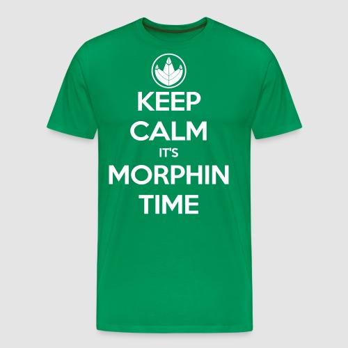KCIMT Green - Men's Premium T-Shirt