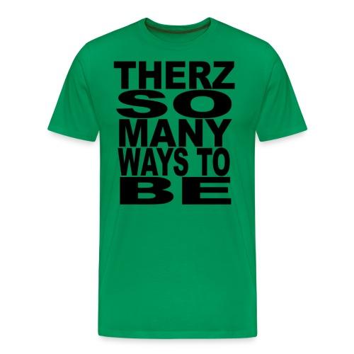 Therz Tshirt png - Men's Premium T-Shirt