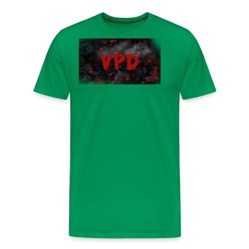 VPD Smoke - Men's Premium T-Shirt