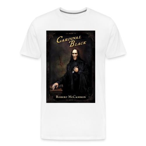Cardinal Black - Men's Premium T-Shirt