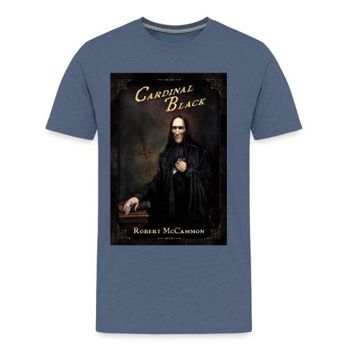 Cardinal Black - Men's Premium T-Shirt