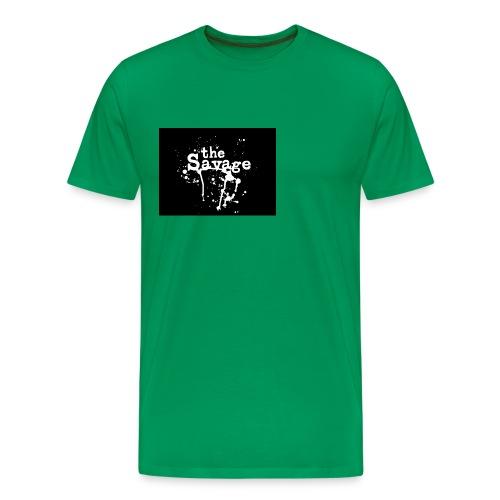 the savage - Men's Premium T-Shirt