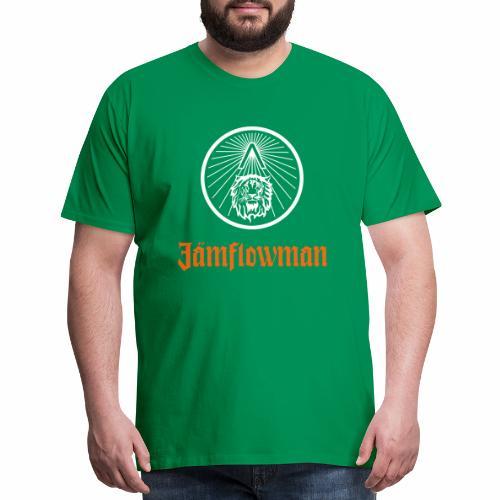 Jamflowman - Men's Premium T-Shirt