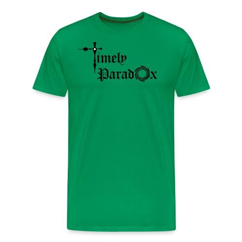Timely Paradox - Men's Premium T-Shirt