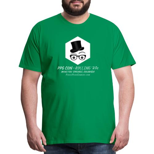 Pikes Peak Gamers Convention 2020 - Men's Premium T-Shirt