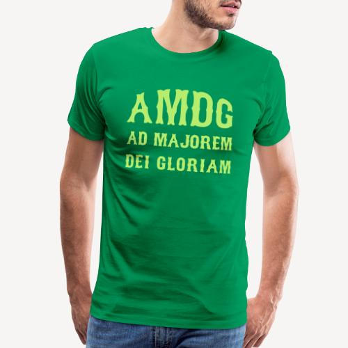AMDG - Men's Premium T-Shirt