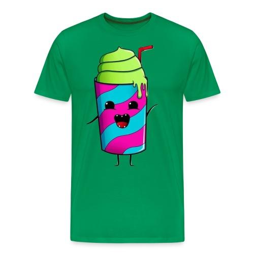 Slurpii Logo - Men's Premium T-Shirt