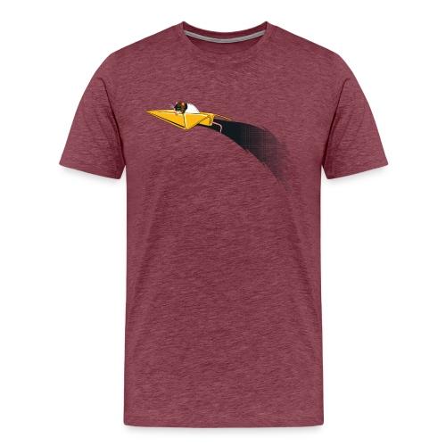 Cheese Baron - Men's Premium T-Shirt