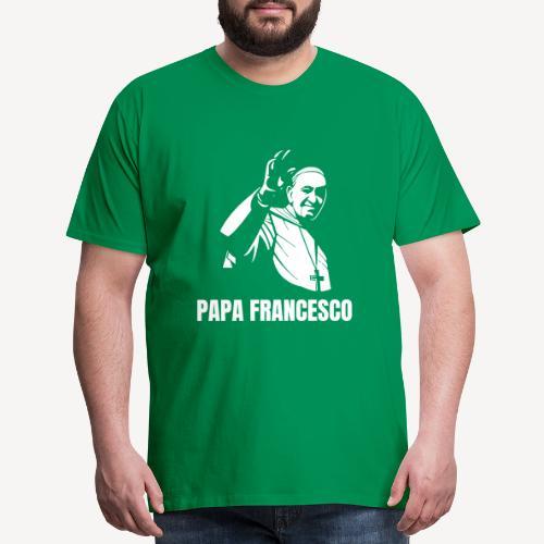 Papa Francesco Alè - Men's Premium T-Shirt