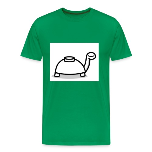 hellomineturtle d9f746a32df09f93ce40f692 - Men's Premium T-Shirt