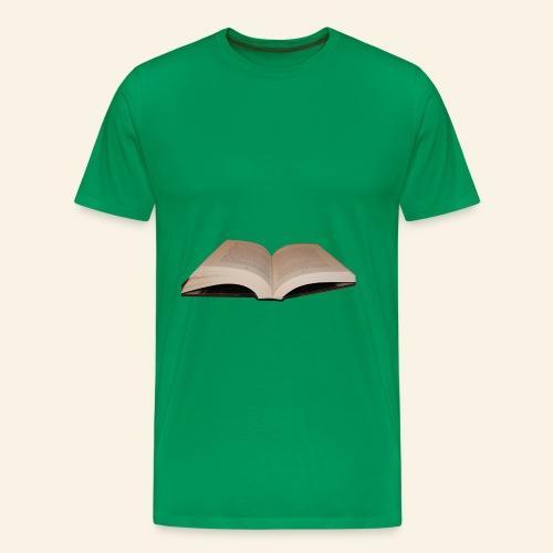 Book - Men's Premium T-Shirt