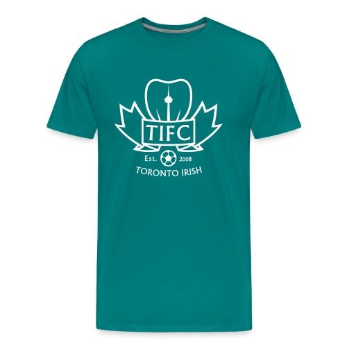 Toronto Irish logo - Men's Premium T-Shirt