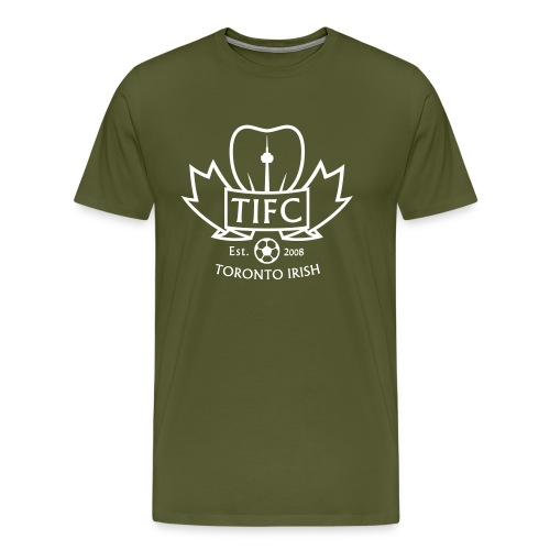 Toronto Irish logo - Men's Premium T-Shirt
