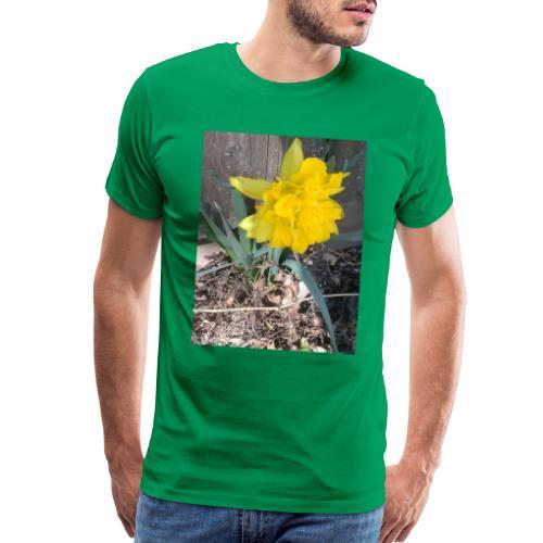 YELLOWFLOWER by S.J.Photography - Men's Premium T-Shirt