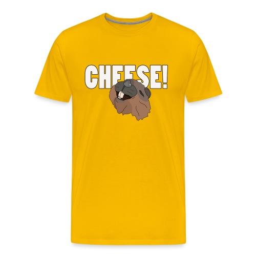 beavercheese - Men's Premium T-Shirt