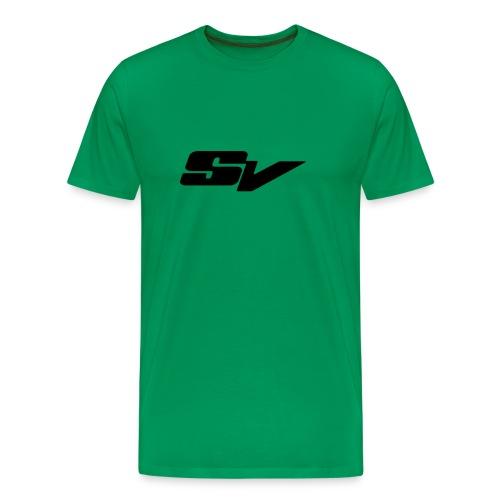 SV hoodie st - Men's Premium T-Shirt
