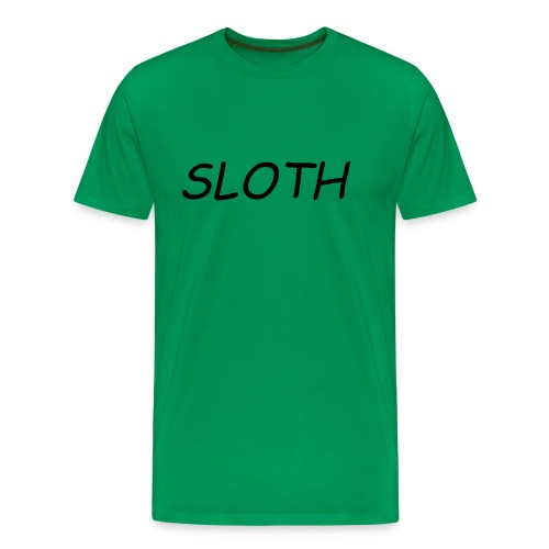 SLOTH XL - Men's Premium T-Shirt