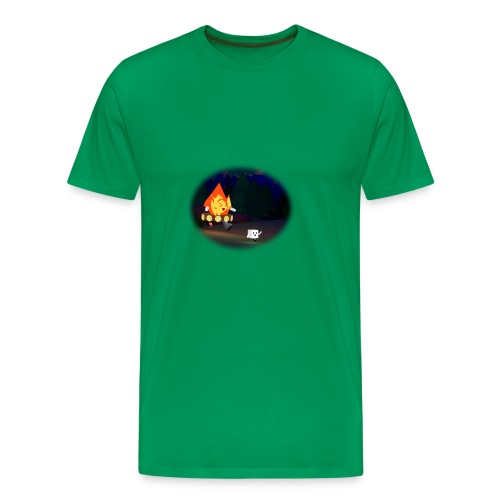 'Round the Campfire - Men's Premium T-Shirt