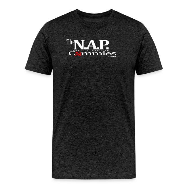 NAP so to speak white libertarian