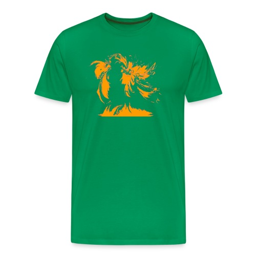 Map - Men's Premium T-Shirt