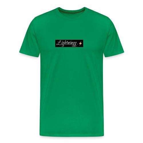Lightning - Men's Premium T-Shirt