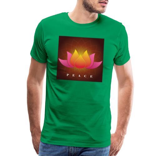 The Lotus - Men's Premium T-Shirt
