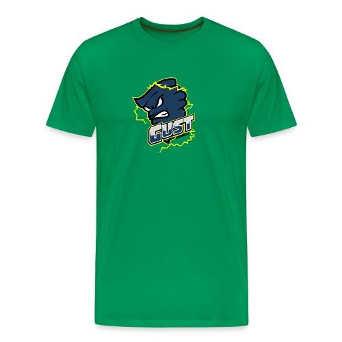Gust eSports Navy Apparel - Men's Premium T-Shirt