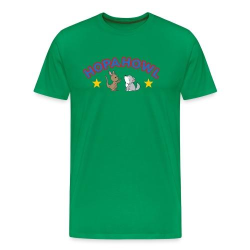 Hopahowl - Men's Premium T-Shirt