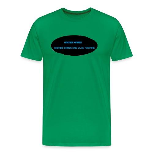 Arcade Gamer shirt - Men's Premium T-Shirt