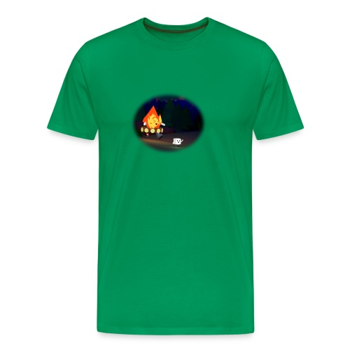 'Round the Campfire - Men's Premium T-Shirt
