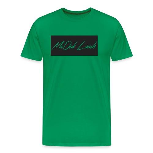 Mr Oak Lands Hoddie - Men's Premium T-Shirt