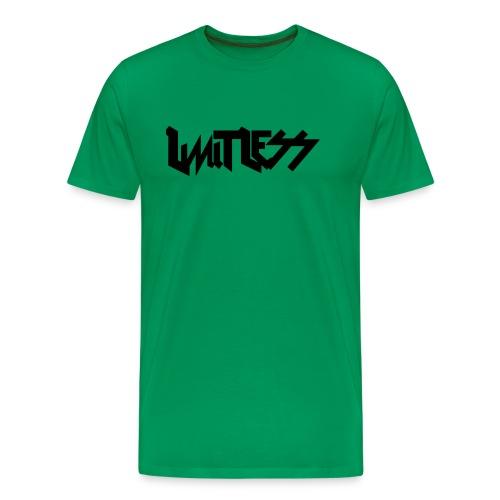 limitlesslogo tour inspired - Men's Premium T-Shirt