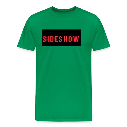 side show t shirt - Men's Premium T-Shirt