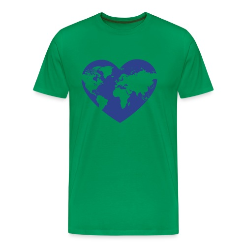 Earth Love - Men's Premium T-Shirt