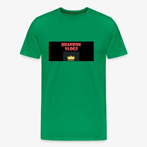 Horrible vlogs merch - Men's Premium T-Shirt
