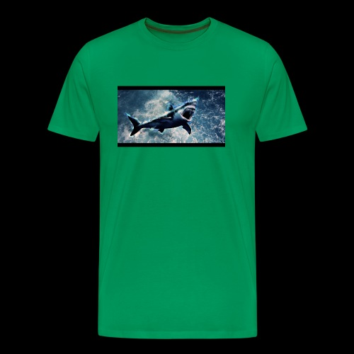 awesome sharks - Men's Premium T-Shirt