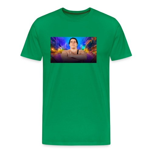 20180323 WM34 Andre b71fa58090ec0c4eae6348af96d20 - Men's Premium T-Shirt
