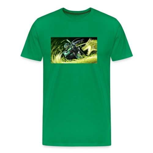 dragon power - Men's Premium T-Shirt
