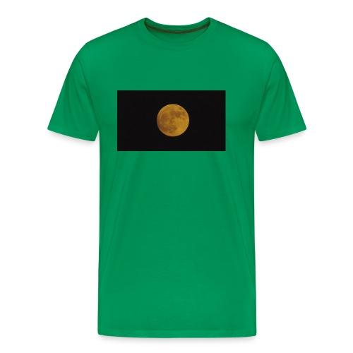 Moon Shining - Men's Premium T-Shirt