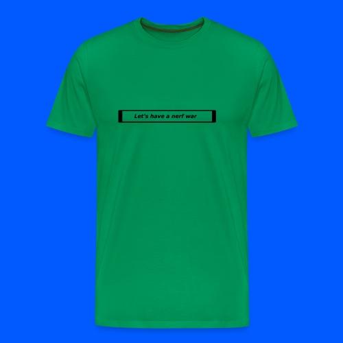 Nerf™ War design - Men's Premium T-Shirt