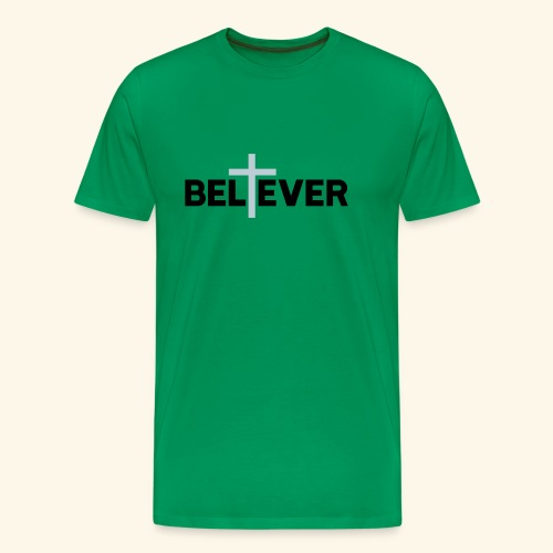 Believer - Men's Premium T-Shirt