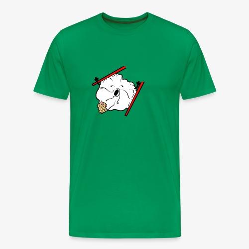 Shanghai Dumplings Struggles - Men's Premium T-Shirt