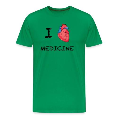 I Love Medicine - Men's Premium T-Shirt