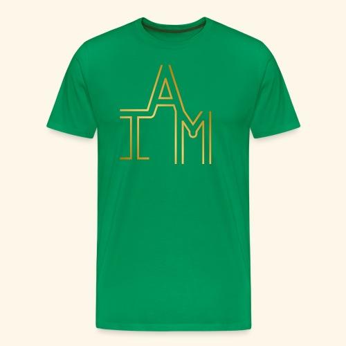 I AM #2 - Men's Premium T-Shirt