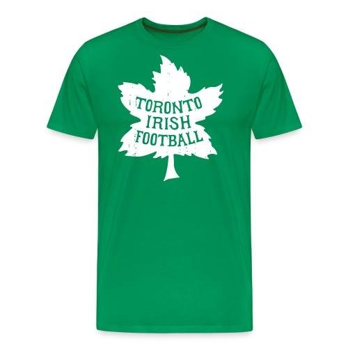 Toronto Irish Maple Leaf - Men's Premium T-Shirt