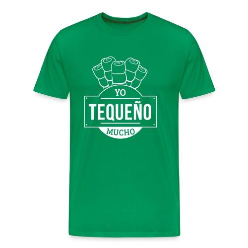 Tequeño Mucho T-Shirt - Black - Men's Premium T-Shirt